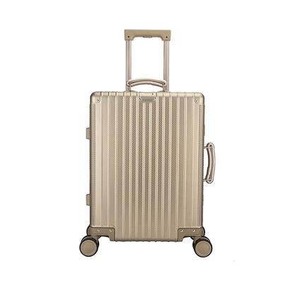 Hot sell luggage bag travelling aluminium luggage case