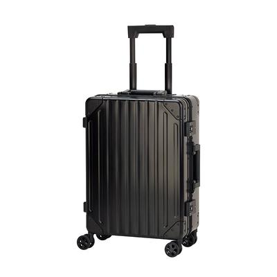 """20""""25""""29"""" inch 100% Aluminum Alloy Business Travel TSA Lock Cabin Trolley Suitcase Carry on Luggage"""