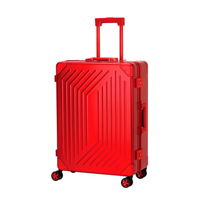 """20""""24""""26""""inch 100% Aluminum alloy frame business trip suitcases and travel bags valise cabine koffer maletas carry on luggage"""