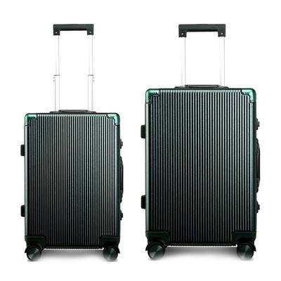 """20""""24""""26""""inch Commercial Larger Space PC Travel Trolley Luggage Bags"""
